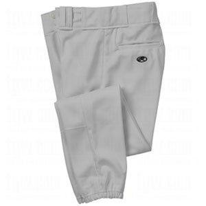 NWT Rawlings Adult pants size M Gray